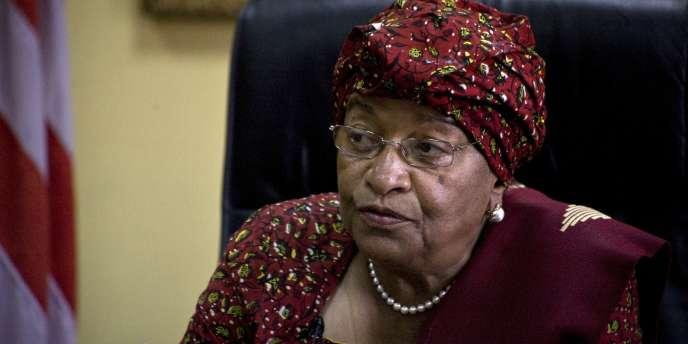 Ellen Johnson Sirleaf, Prix Nobel 2011, a été réélue présidente du Liberia, jeudi 10 novembre, lors d'un scrutin boycotté par son principal opposant.