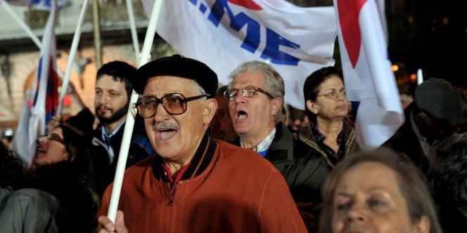 Des mesures de rigueur, l'Etat grec en a déjà consenti beaucoup ces dernières années.