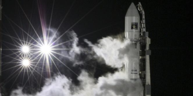 La sonde Phobos-Grunt a été lancée dans la nuit de mardi 9 novembre par une fusée Zenit depuis le cosmodrome russe de Baïkonour, au Kazakhstan.