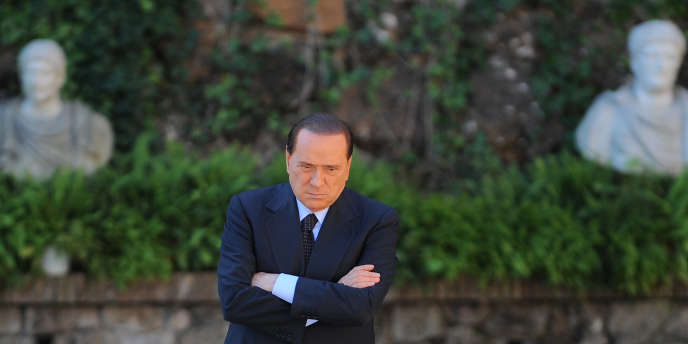 Silvio Berlusconi a officiellement démissionné, samedi 12 novembre.
