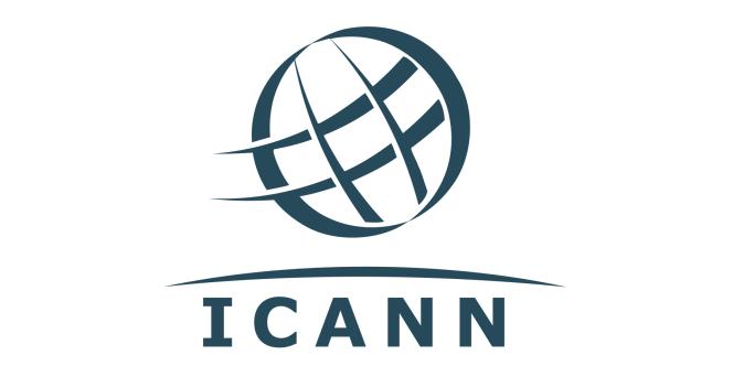 Le logo de l'Icann.