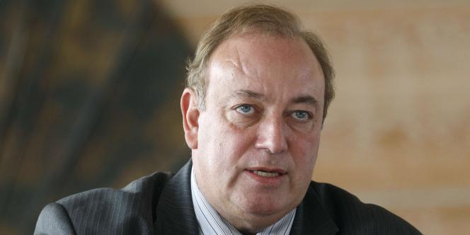 Ancien ministre de la jeunesse et des solidarités actives, Marc-Philippe Daubresse.