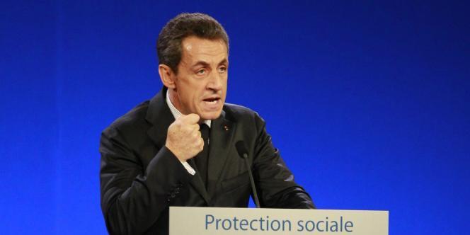 Les propos de Nicolas Sarkozy, mardi, à Bordeaux, ont vivement fait réagir à gauche.