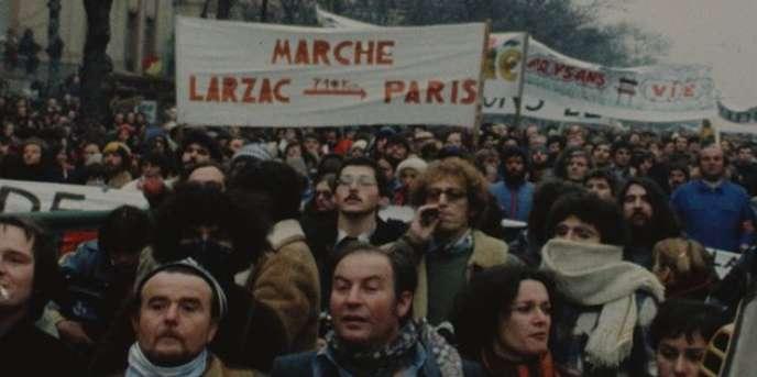 Une image du film documentaire français de Christian Rouaud,