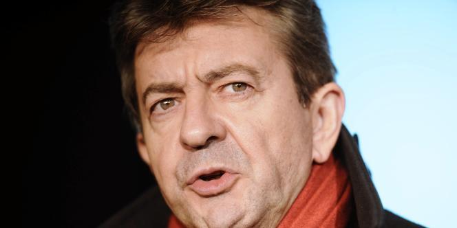 Jean-Luc Mélenchon, le 14 novembre 2011 aux Lilas, près de Paris.