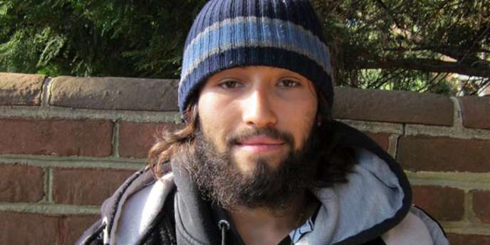 Oscar Ramiro Ortega-Hernandez, 21 ans, a été interpellé le 16 novembre près d'Indiana, en Pennsylvanie.