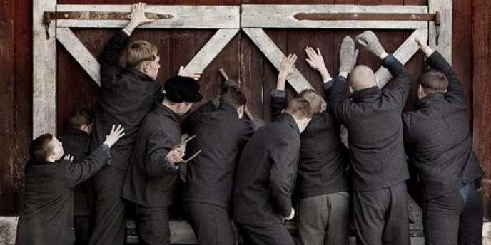 Une scène du film norvégien de Marius Holst,