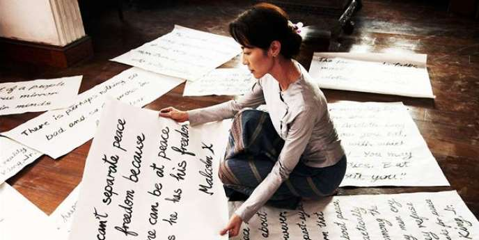 Michelle Yeoh dans le film franco-britannique de Luc Besson,