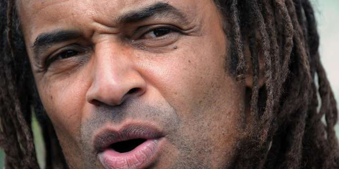 Yannick Noah, le 9 avril 2008 à Bordeaux.