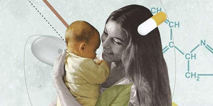 La plupart des femmes qui passent la frontière pour faire un bébé sont des trentenaires en couple hétérosexuel.