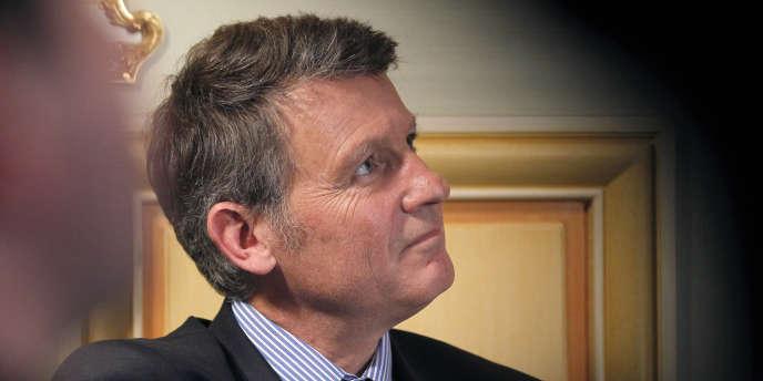 Le ministre de l'éducation, Vincent Peillon, le 24 août à Paris.