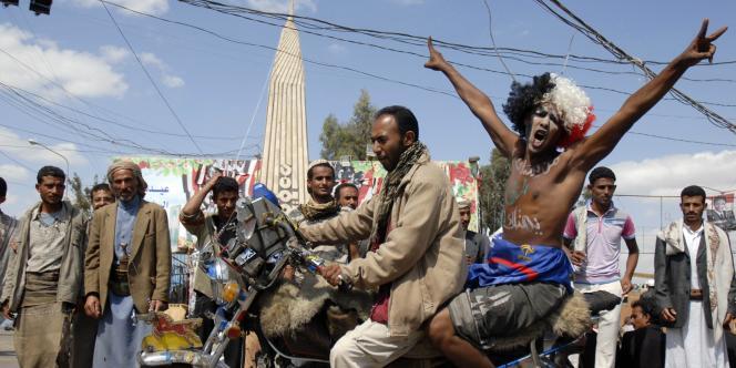 Les manifestants réclament le départ du président Saleh depuis le mois de janvier.