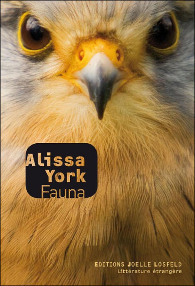 Couverture de l'ouvrage d'Alissa York,