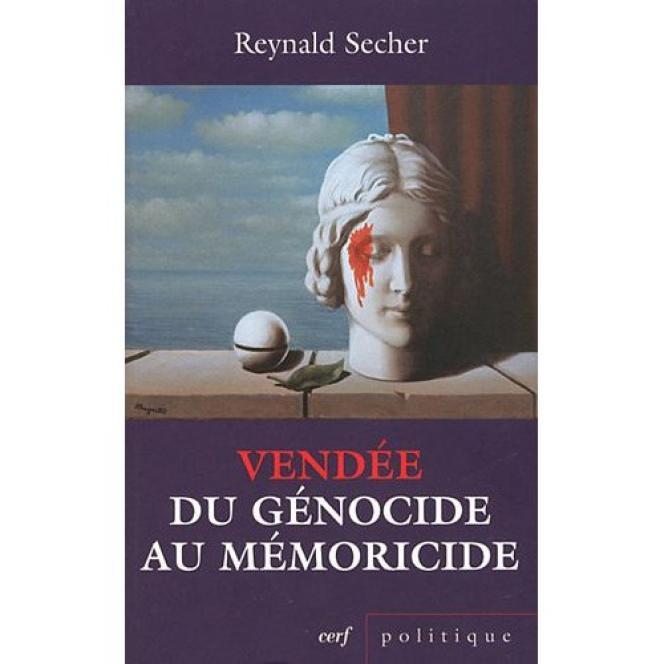 Couverture de l'ouvrage de Reynald Secher,