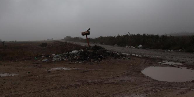 La campagne près de Homs est le refuge d'un bataillon baptisé Khaled Ibn El-Walid - du nom du conquérant arabe du pays - et lié à l'Armée libre de Syrie.