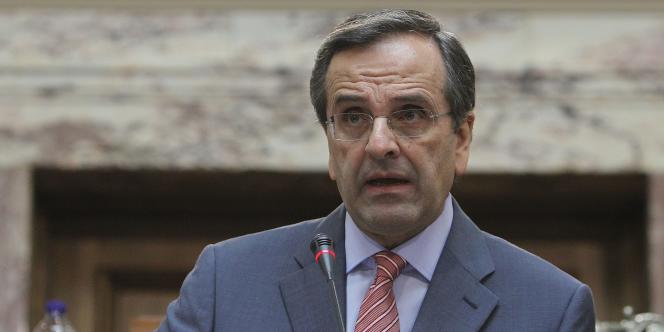Le gouvernement d'Antonis Samaras pourrait envisager une relance partielle des chaînes publiques.