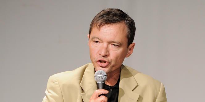 Stéphane Rozès en 2009.