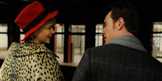 Carey Mulligan et Michael Fassbender dans le film britannique de Steve McQueen,