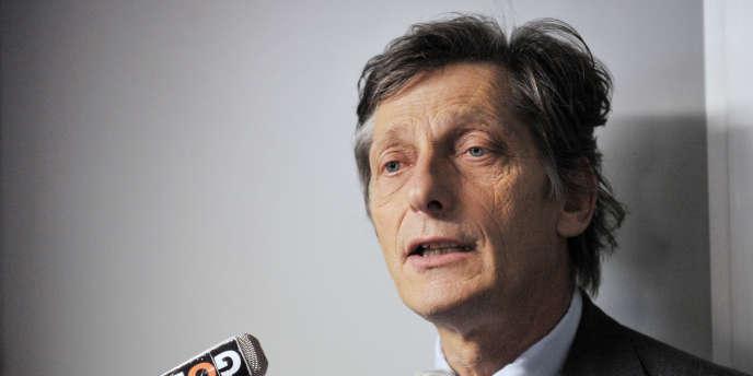 Nicolas de Tavernost, président du directoire de M6, en 2011.