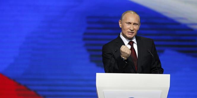 Vladimir Poutine pousse les anciens membres du bloc soviétique à rejoindre l'Union douanière.