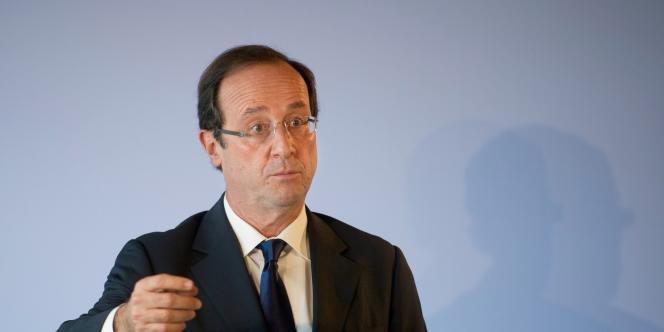 Le président de la République a apporté son appui aux enquêteurs qui travaillent sur les affaires concernant les élus PS dans les Bouches-du-Rhône.