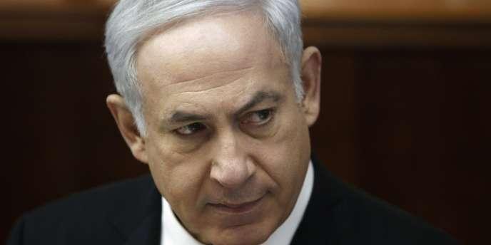 Le premier ministre israélien, Benyamin Nétanyahou, en novembre 2011.