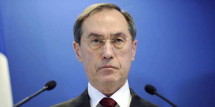 Claude Guéant à Lyon, le 28 novembre 2011.
