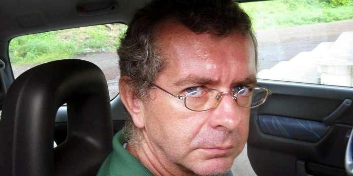 Philippe Verdon à Moroni, en janvier 2004.