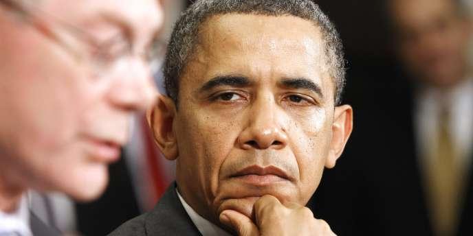 Le président Barack Obama à Washington, en novembre 2011.