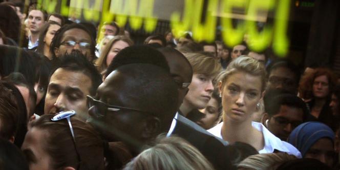 Mercredi 30 novembre, deux millions de personnes vont protester contre la réforme des retraites et des réformes - ici, une grève à Londres le 7 septembre 2010.