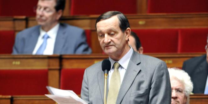 Gérard Bapt, rapporteur du budget de la Sécurité sociale.