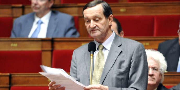 Gérard Bapt, député PS de Haute-Garonne et initiateur de la proposition de loi, a a ajouté qu'après le BPA
