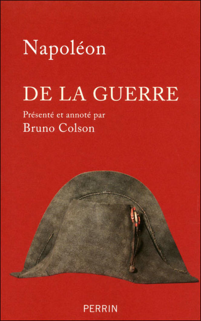 Couverture de l'ouvrage de Napoléon Bonaparte,