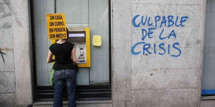 Le PIB espagnol a reculé de 0,1 % au second trimestre, contre 0,5 % au premier trimestre.