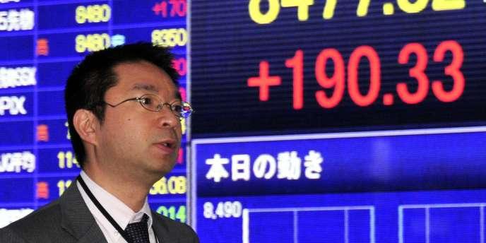 Les marchés ont unanimement salué la décision annoncée mercredi par les grandes banques centrales d'agir ensemble pour soulager les tensions financières.
