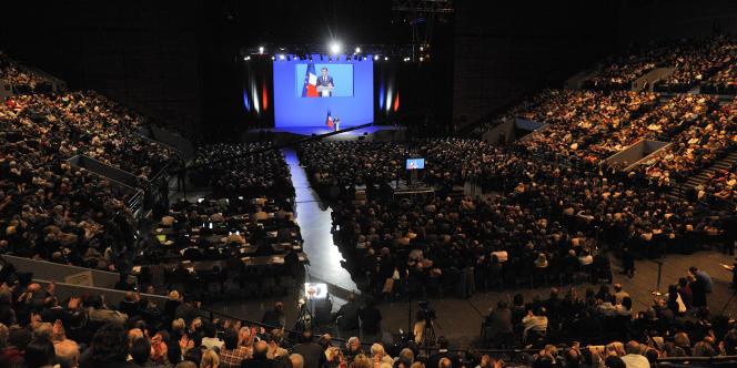 Discours de Nicolas Sarkozy à Toulon, le 1er décembre 2011.