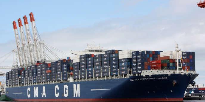 Les 433 navires exploités par CMA-CGM sont pilotés par une petite équipe d'anciens commandants au sein du