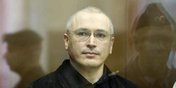 Mikhaïl Khodorkovski, surnommé