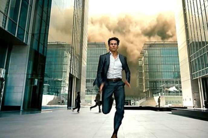 Tom Cruise dans le film américain de Brad Bird,