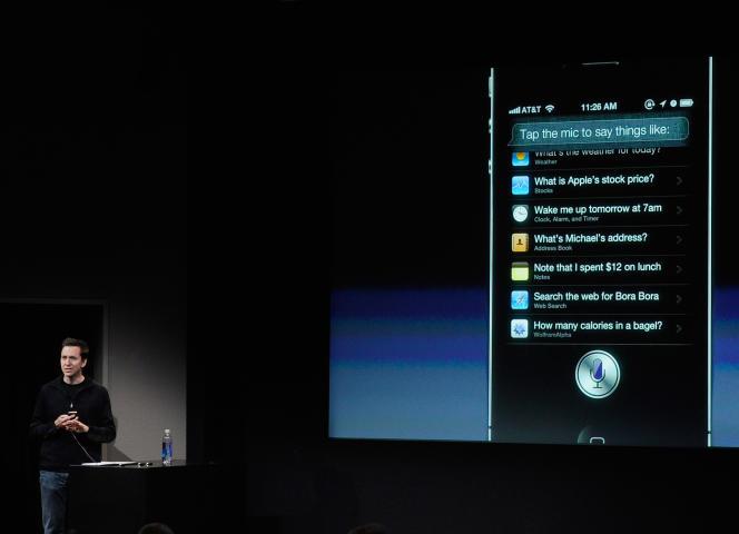 Siri, l'assistant personnel d'Apple, est un compagnon imprévisible qui a le sens de la répartie.