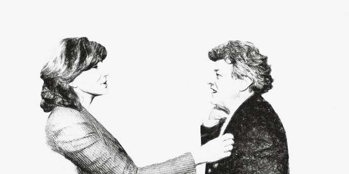 Béatrice Schönberg et Jean-Louis Borloo.