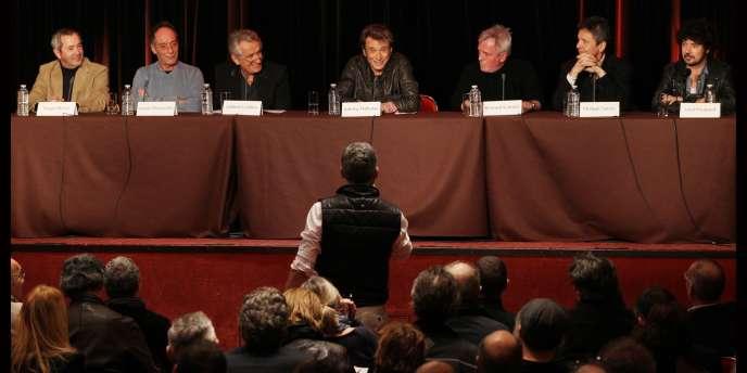 Au cours d'une conférence de presse, Johnny Hallyday a dévoilé les 32 dates en France et à l'étranger de cette tournée.
