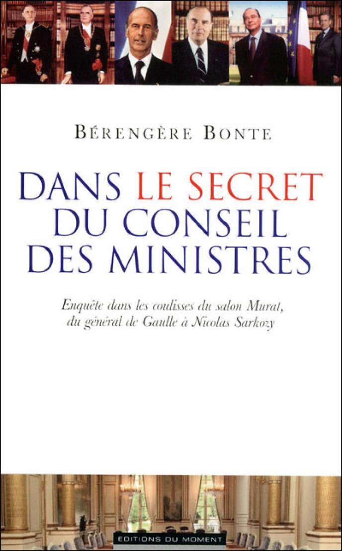 Couverture de l'ouvrage de Bérengère Bonte,