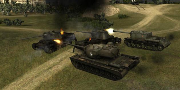 """«""""World of tanks"""" n'est pas perçu comme un jeu fondé sur la seconde guerre mondiale, les joueurs attendent autre chose qu'un nouveau """"Tigre"""" ou un autre """"Maus""""», estime le PDG de Wargaming.net."""