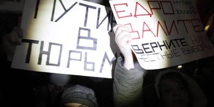 La précédente manifestation du 10 décembre avait attiré entre 40 000 et 80 000 personnes.
