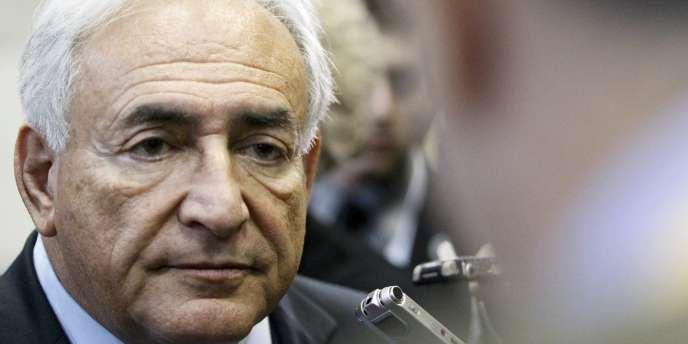 L'ancien directeur du FMI avait été mis en examen en mars 2012 pour