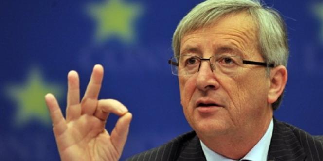 Pour Jean-Claude Juncker, président de l'Eurogroupe :