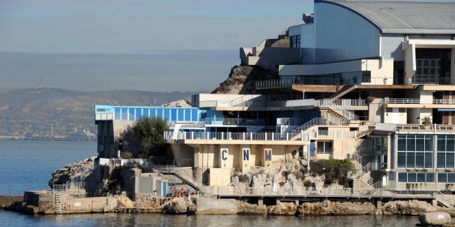 Les locaux du CNM, ici en octobre 2008.