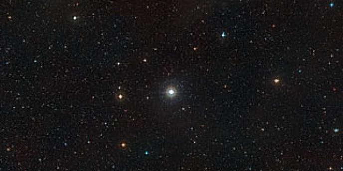 La SS Leporis, un système d'étoiles binaire