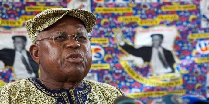 La cour a rejeté la demande de l'opposant Etienne Tshisekedi d'annuler les résultats de l'élection présidentielle.
